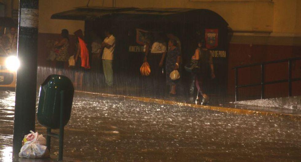 Piura volverá a registrar lluvias en las próximas 36 horas. (Foto: GEC)