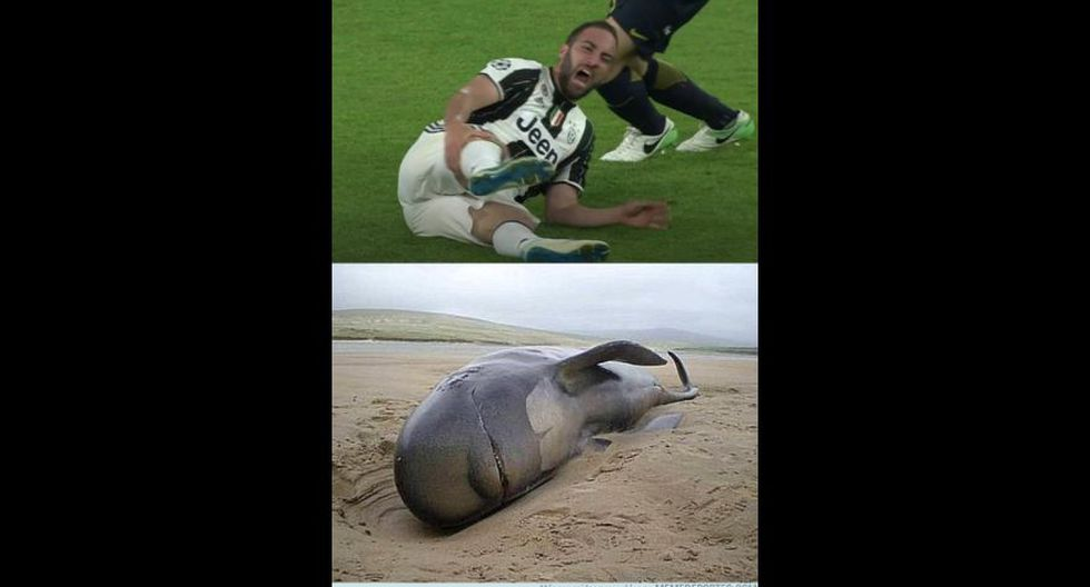 Juventus vs Mónaco: Dani Alves es protagonista de los memes - 6