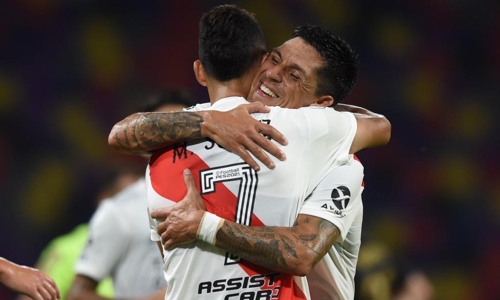 River Plate es el campeón de la Supercopa Argentina | Foto: @riverplate