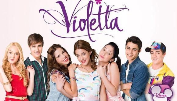 """""""Violetta"""" tuvo en los roles principales a Tini Stoessel (Violetta Castillo), Diego Ramos (Germán Castillo), Pablo Espinosa (Tomás Heredia), Jorge Blanco (León Vargas) y Mercedes Lambre (Ludmila Ferro). (Foto: Disney Channel)"""