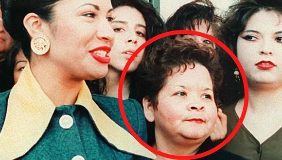 Yolanda Saldívar fue sentenciada a cadena perpetua y actualmente tiene 60 años  (Foto: Facebook/Selena Quintanilla)