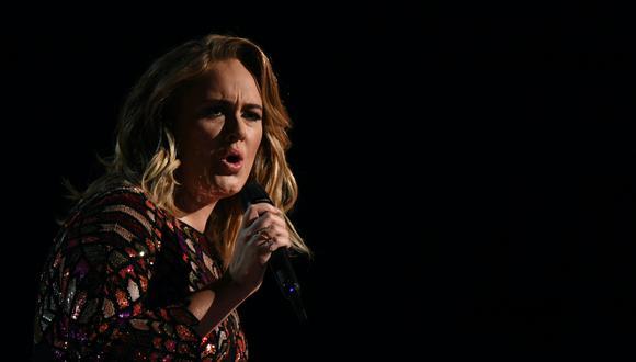Adele confirmó su relación con Rich Paul con tierna fotografía. (Foto: AFP/Valerie Macon)
