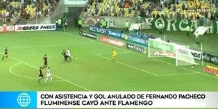 Mira el gol anulado a Pacheco ante el campeón de América