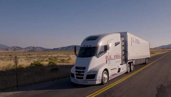 Después de ser develado en diciembre del 2016, la marca estadounidense ha mostrado un video de su unidad rodando por rutas, al parecer, estadounidenses y con un sonido mucho menor al de los camiones a combustión. (Youtube)