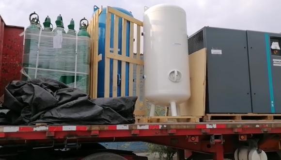 La Libertad: la próxima semana llegarán 20 refrigeradoras fotovoltaicas, a fin de fortalecer el sistema de cadenas de frío en las provincias de la sierra liberteña. (Foto: Gore La Libertad)