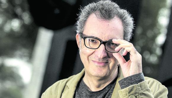 El escritor español Eloy Tizón [Foto: Alessandro Currarino/ Archivo]