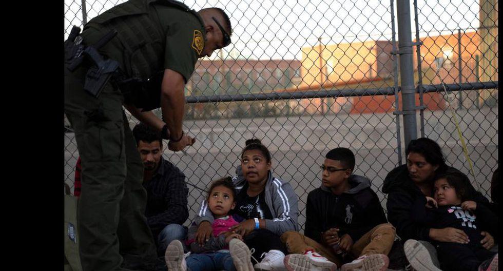 Texas: Muere menor guatemalteco bajo custodia de la Patrulla Fronteriza. (AFP).