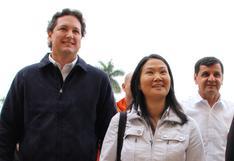 """Daniel Salaverry: Keiko Fujimori está a favor del indulto de su padre por """"cálculo político"""""""