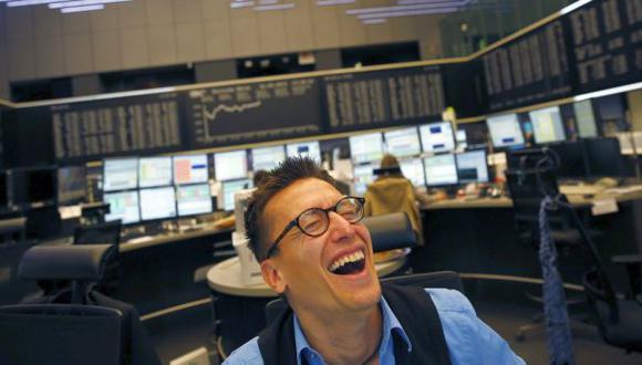 Mercados europeos operaron al alza por menor tensión en Ucrania