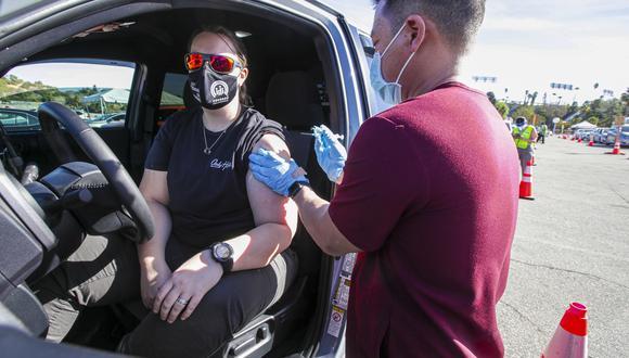Coronavirus en Estados Unidos | Últimas noticias | Último minuto: reporte de infectados y muertos hoy, martes 19 de enero del 2021 | Covid-19. EFE