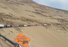Serpentín de Pasamayo: MTC amplía por un año la restricción de circulación de buses