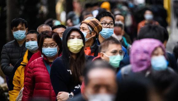 Si bien pienso que el escenario optimista es más probable, la existencia del coronavirus podría cambiar materialmente las perspectivas de crecimiento global. (Foto: AFP).