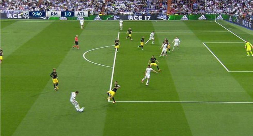 La polémica en gol de Cristiano: ¿Estaba en fuera de juego?