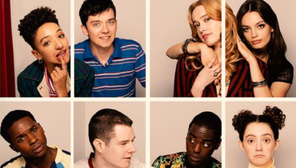 """Esto es lo que debes recordar de los protagonistas de """"Sex Educaction"""" antes de ver la tercera temporada (Foto: Netflix)"""