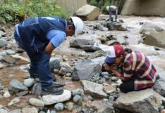 Huánuco: cortan servicio de agua por posible contaminación