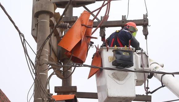 Enel anunció cortes de luz para esta semana en varios distritos de Lima y Callao | Foto: Referencial / GEC