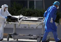 México registra 4.119 casos y 108 muertes por coronavirus en un día