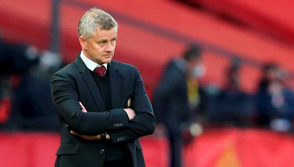 Manchester united buscará la salida de Paul Pogba y David De Gea . (Fuente: EFE)