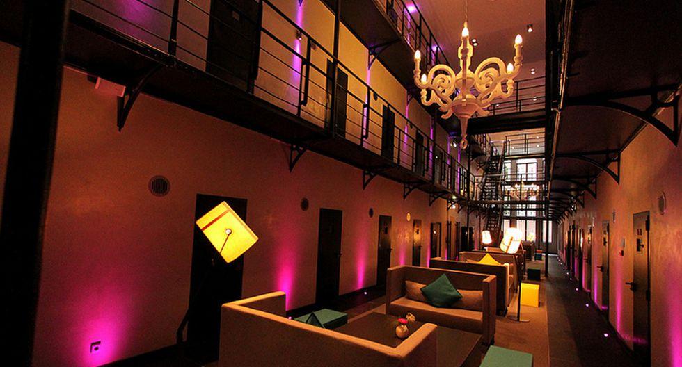 Tras las rejas: Los hoteles de lujo que fueron prisiones - 2