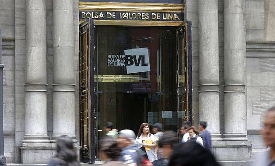 La BVL cerró al alza el lunes. (Foto: USI)