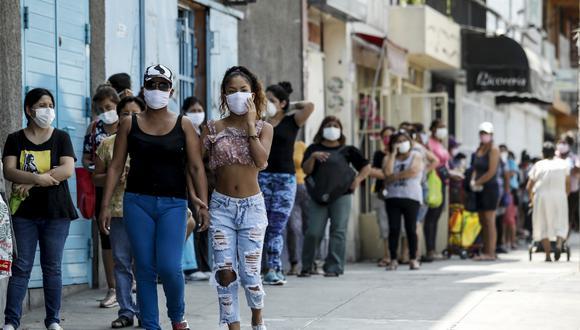 Aumentan casos de coronavirus en el país. (Foto: Diana Marcelo/GEC)