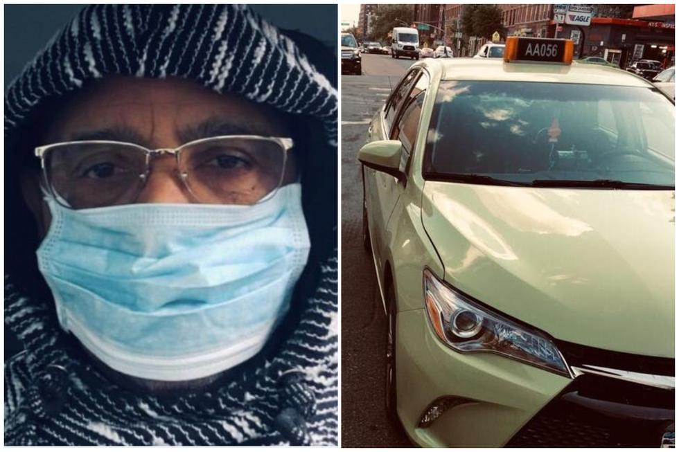 Taxista trabajó para pagar sus cuentas y ahora él, y toda su familia, están infectados con el coronavirus. (Foto: Twitter)