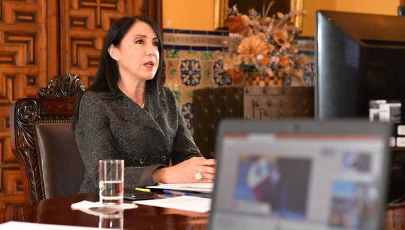 Sobre Covax Facility, Astete comentó que se tiene previsto un adelanto de la entrega de vacunas en el primer trimestre del 2021 para el personal médico. (Foto: Andina)