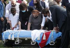 Argentina despide a Carlos Menem, polémico peronista que gobernó una década | FOTOS