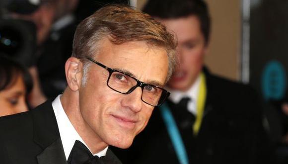 Christoph Waltz podría ser el nuevo villano de James Bond