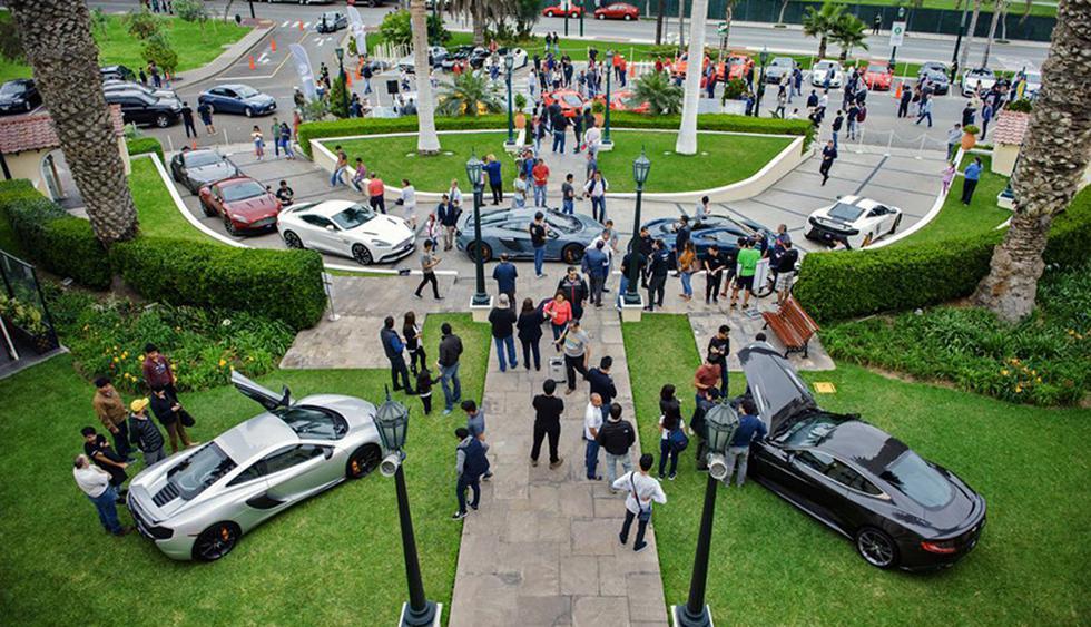 La exhibición de autos se realizará el domingo 26 de mayo, de 10 a.m. a 1 p.m., en el Country Club Lima Hotel. (Fotos: Cars & Coffee Perú)