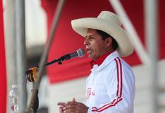 """Pedro Castillo considera que """"los equipos técnicos son parte del pasado, parte de la repartija"""""""