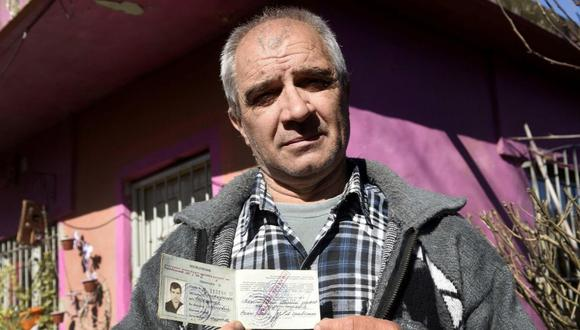 Oleksandr Zahorodnyuk llegó a Chernóbil el 1 de septiembre, cuatro meses después del accidente nuclear. (Foto: Efe)