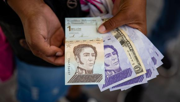 Sepa aquí a cuánto se cotiza el dólar en Venezuela este 21 de septiembre de 2021. (Foto: EFE)