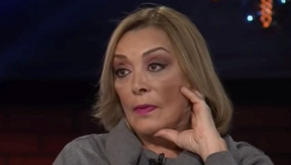 La actriz asegura que la perdida de un hijo es algo que nunca se olvida (Foto: captura YouTube)
