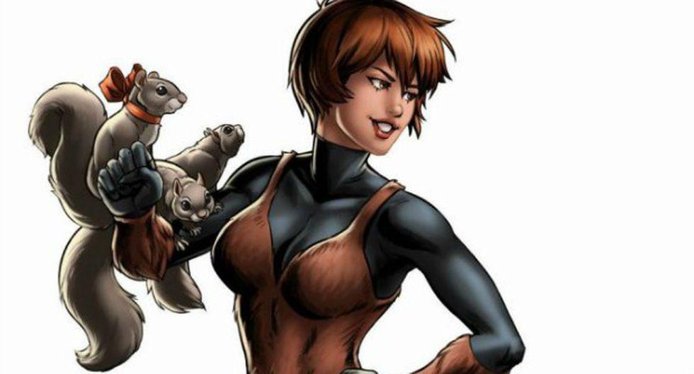 Emma Watson sería Squirrel Girl en Marvel Studios y el UCM