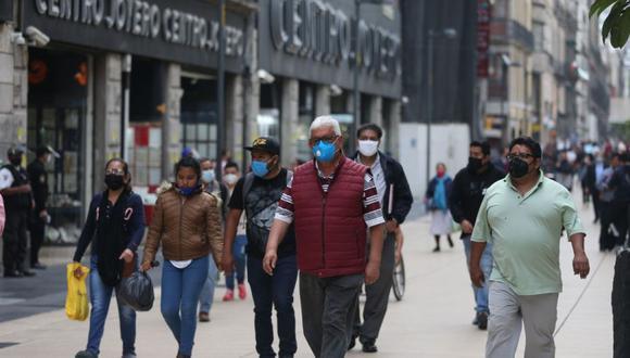 Coronavirus en México | Últimas noticias | Último minuto: reporte de infectados y muertos hoy, martes 08 de diciembre del 2020 | Covid-19 | EFE/Sáshenka Gutiérrez