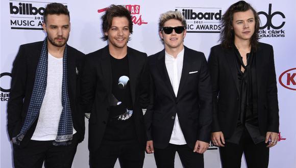 One Direction regresa a Instagram para celebrar los 10 años de la banda. (Foto: AFP/Robyn Beck)