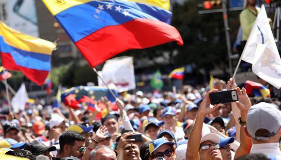 Actualmente, Venezuela está soportando su séptimo año consecutivo de contracción en medio de la depresión más profunda de la historia reciente. (Foto: Reuters)