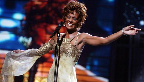 "La actriz Naomi Ackie será Whitney Houston en ""I Wanna Dance With Somebody"", una película musical que narrará la vida de la cantante. (Foto: Kevin Winter/ AFP)."