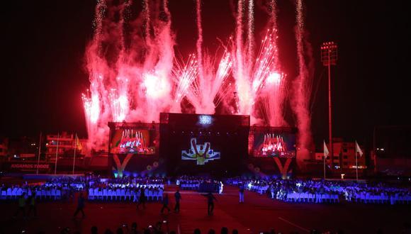 Cereminia de clausura de los Juegos Parapanamericanos Lima 2019 | Foto: Violeta Ayasta/GEC