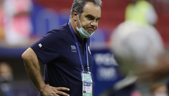 Martín Lasarte adelantó que Chile se juega el todo por el todo ante Brasil.