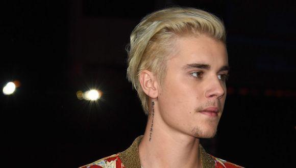 Justin Bieber. (Foto: AFP)
