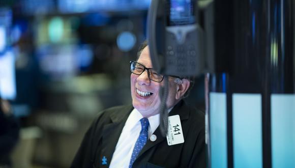 Bolsas mundiales se recuperan. (Foto: Johannes EISELE / AFP)
