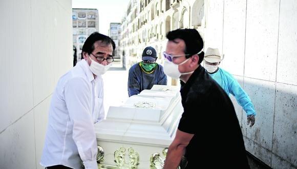 Cifra de decesos y contagios en el Perú a causa del COVID-19 fue actualizada por el Minsa. (Foto: GEC)