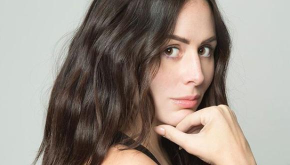 """Zuria Vega contó cómo sus padres, dos actores, se opusieron a que trabaje en """"Alma de hierro"""" (Foto: Instagram de Zuria Vega)"""