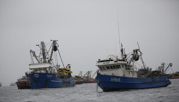 Los biólogos Yuri Hooker y Ángel Mondragón recuerdan que al cuidar el mar y fomentar la actividad pesquera responsable tendremos un ecosistema marino óptimo. / Foto: Percy Ramírez.
