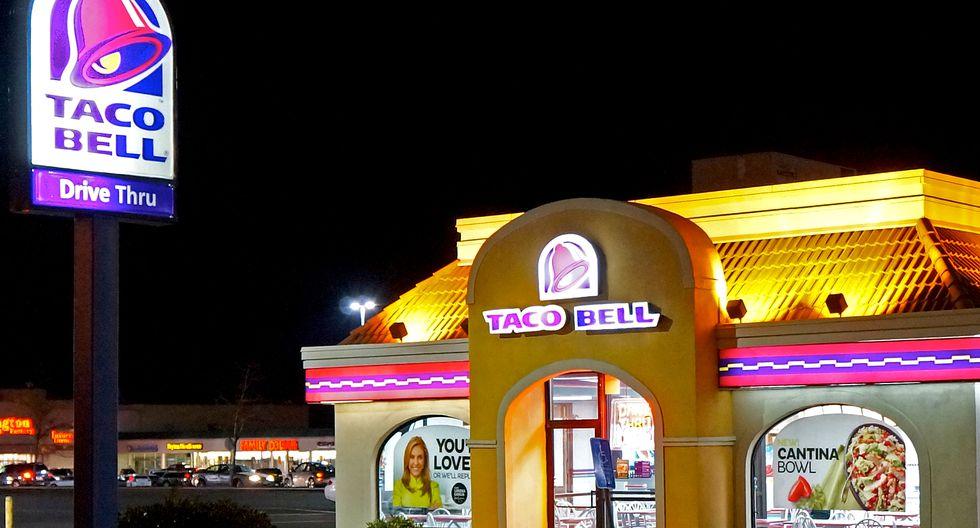 Local tradicional de Taco Bell. (Foto: Pymex)