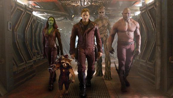"""""""Guardianes de la galaxia"""" tendrá serie animada para la TV"""