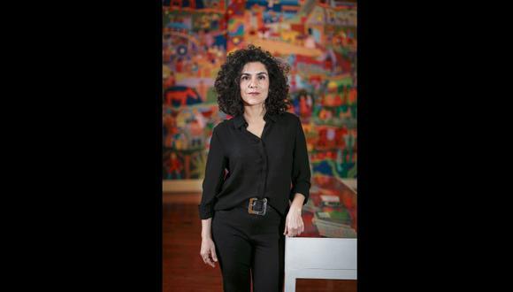 Milagros Saldarriaga es la directora de la Casa de la Literatura desde el año 2013. (Foto: Hugo Pérez)