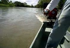 Pasco: rescatan sin vida a dos víctimas del naufragio de embarcación en el río Nazaretegui